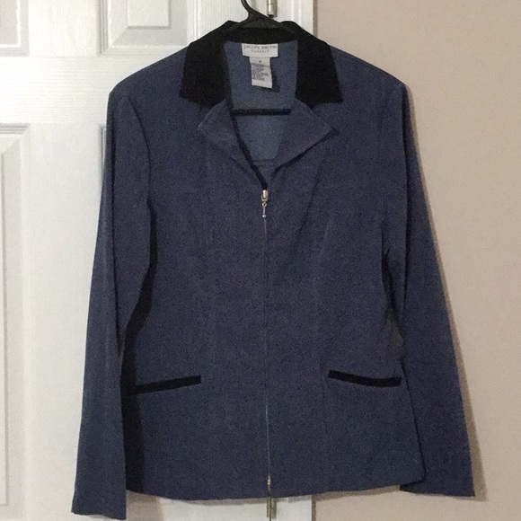 Women's Clothing Jaclyn Smith Classic Blazer Medium